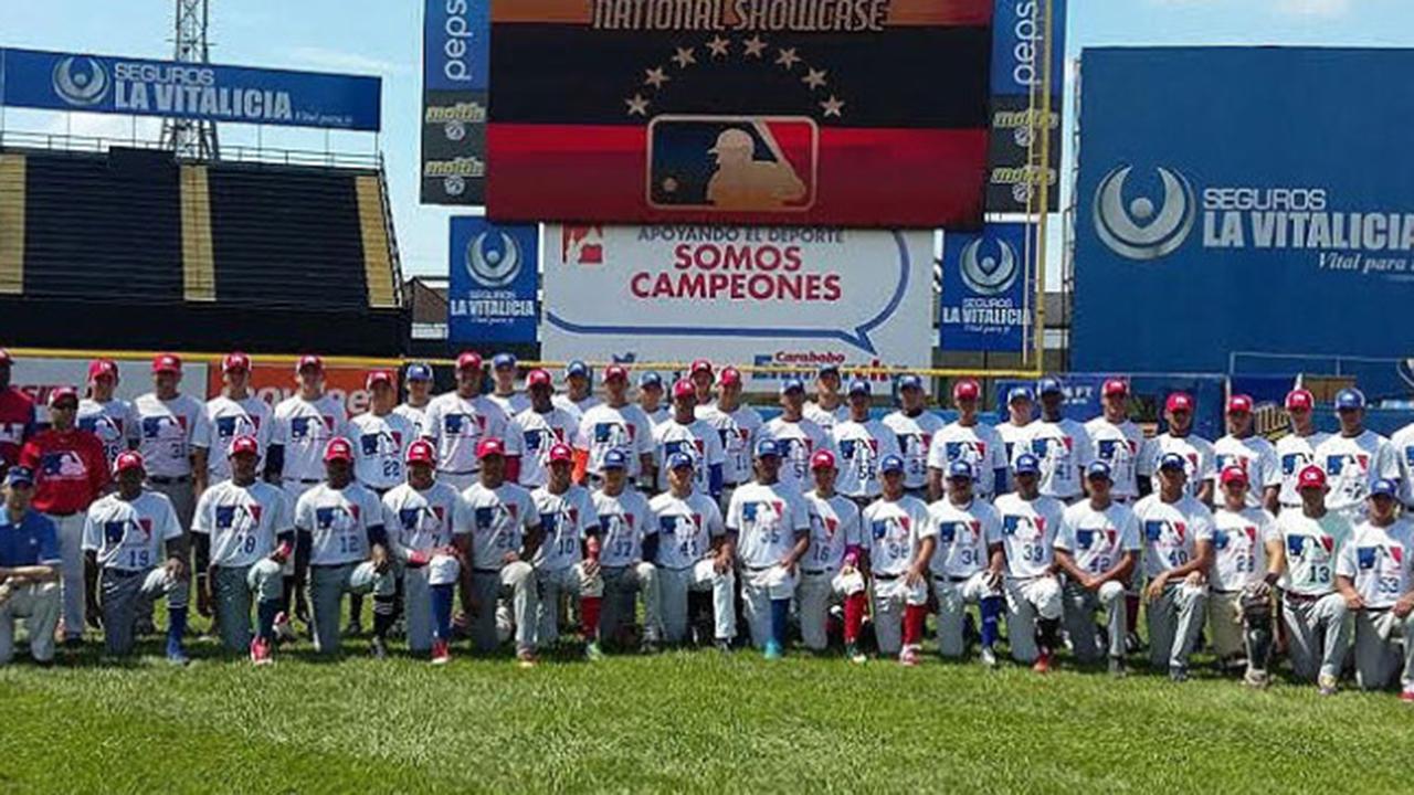 Más de 160 escuchas de MLB evaluaron talento venezolano