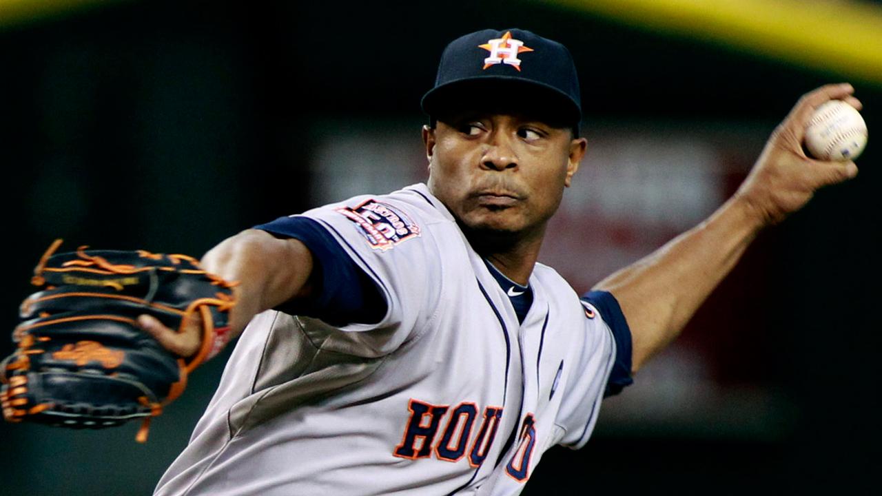 Astros llegan a un acuerdo para retener a Tony Sipp