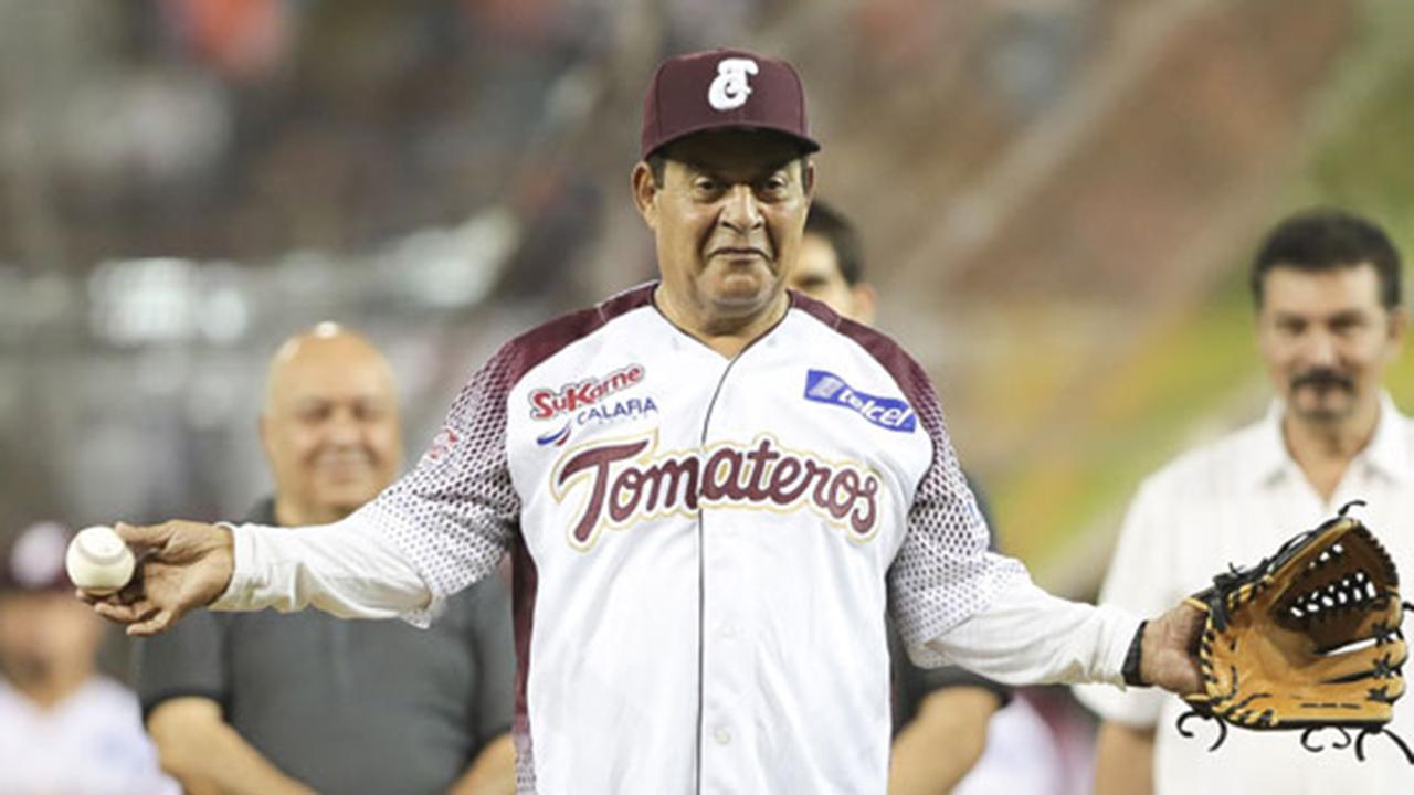 Localizan ileso al manager mexicano Francisco 'Paquín' Estrada