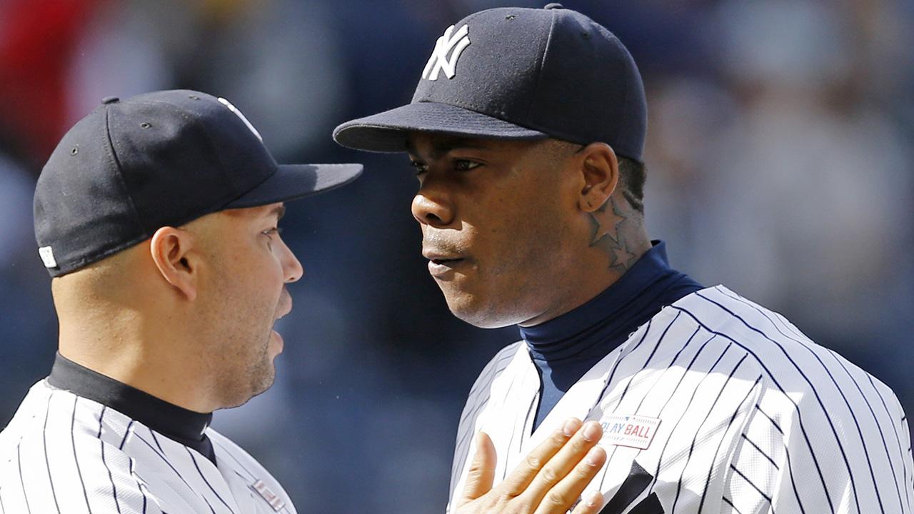 Yankees no se dejan distraer por los rumores de cambio