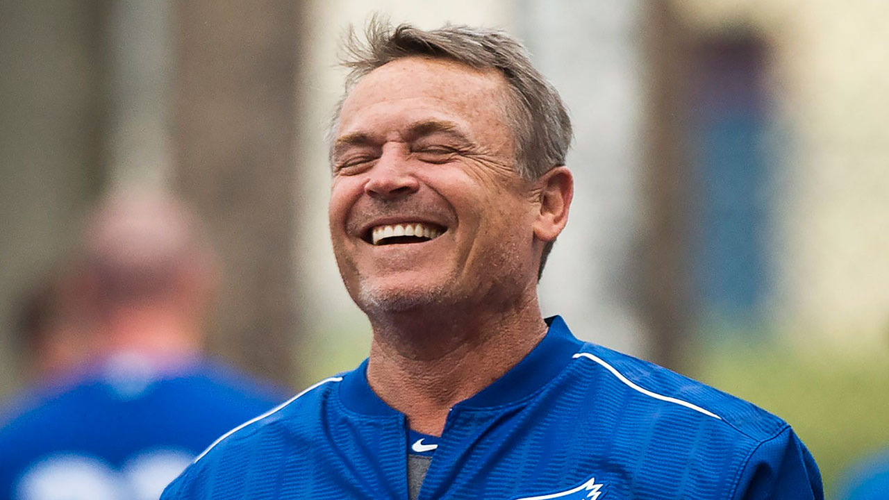 Azulejos concretan extensión de contrato con el manager John Gibbons