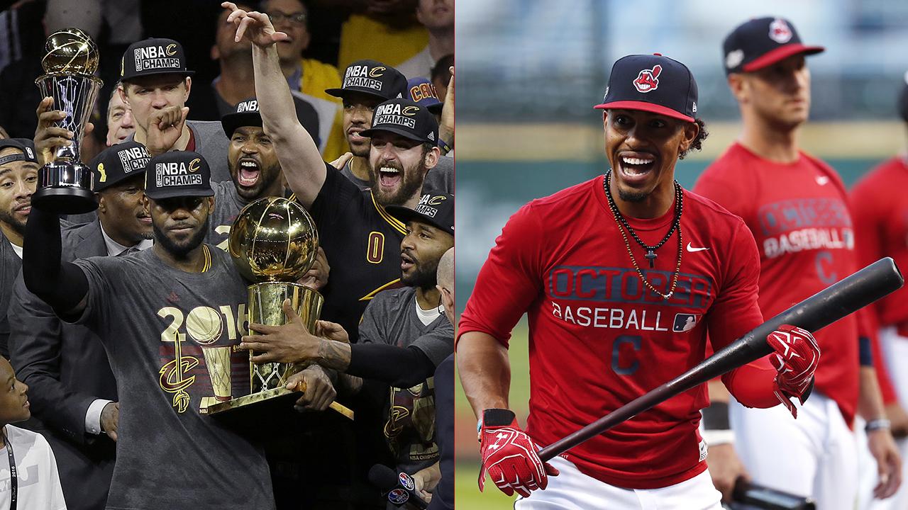 Hay sed de un segundo título deportivo en Cleveland este año