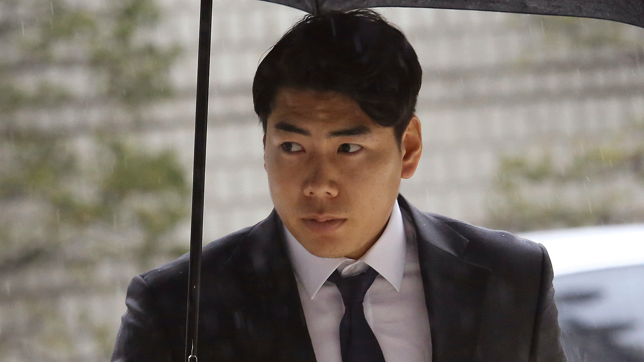 Le niegan apelación a Jung Ho Kang de su sentencia de cárcel
