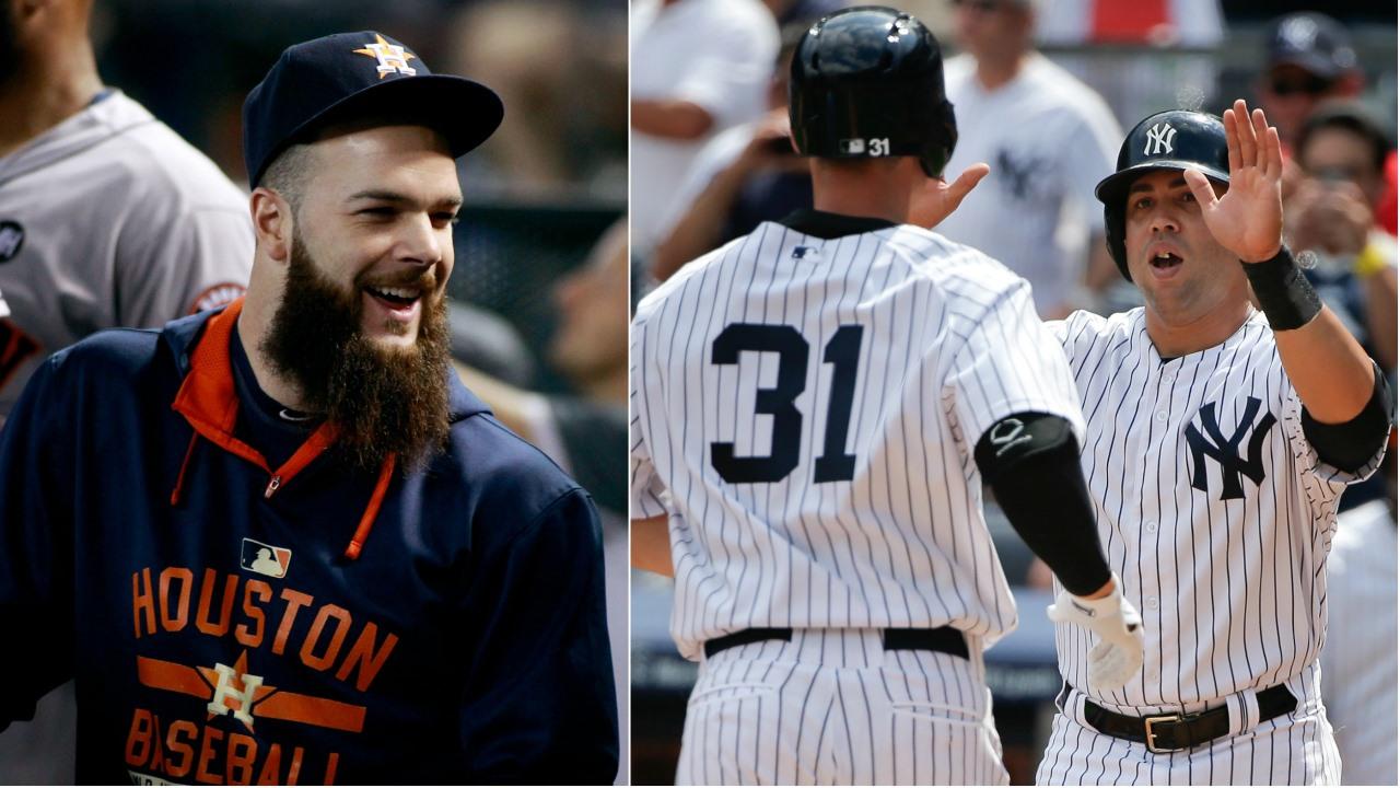 En Dallas Keuchel, los Yankees tienen un hueso bien duro de roer