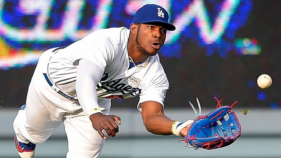 Dodgers esperan contar con Yasiel Puig a partir del lunes