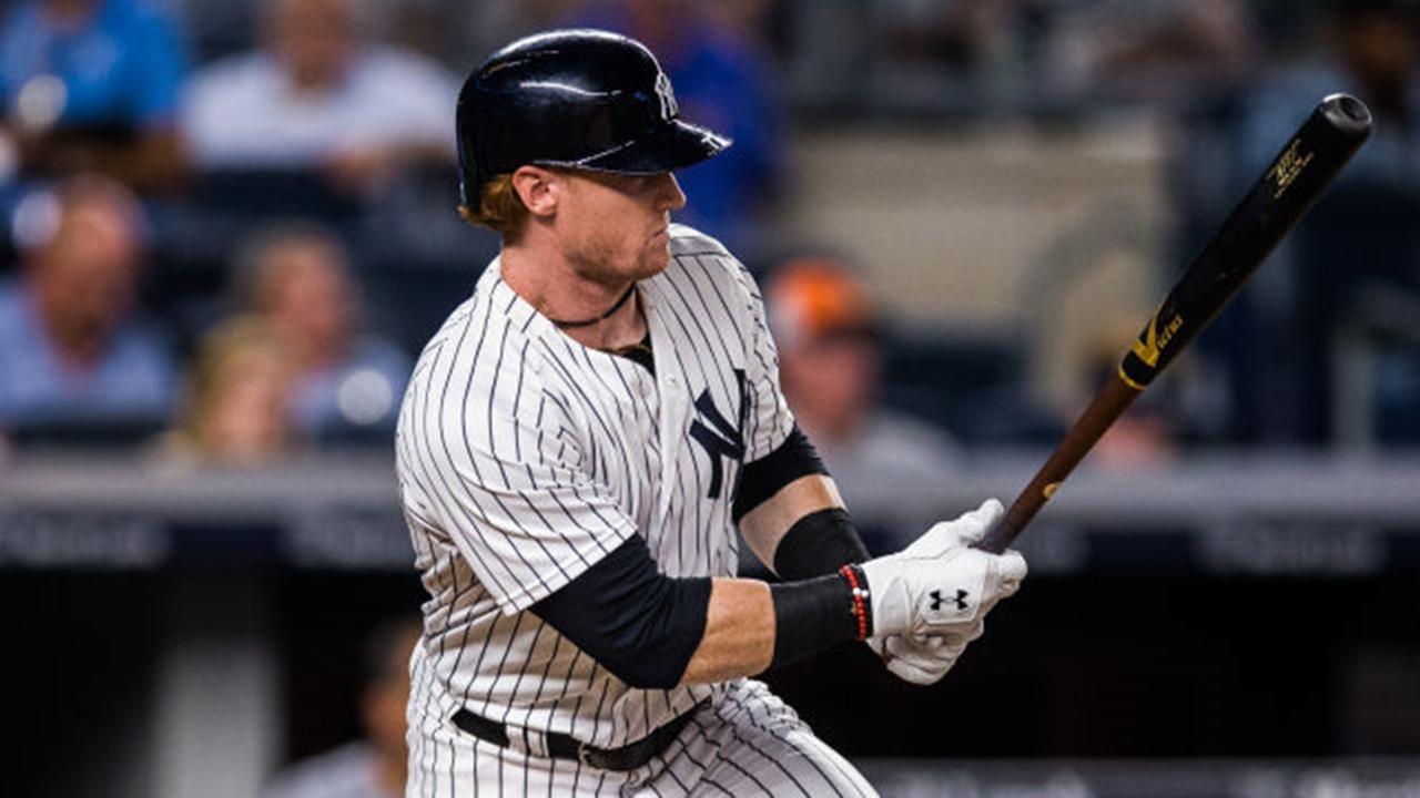 El jardinero Clint Frazier fue inhabilitado por los Yankees
