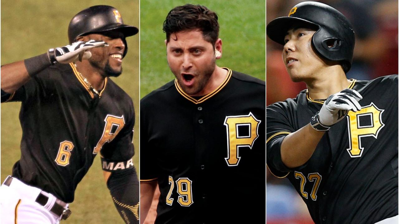 Piratas a definir el rol de cuarto bate para el 2016