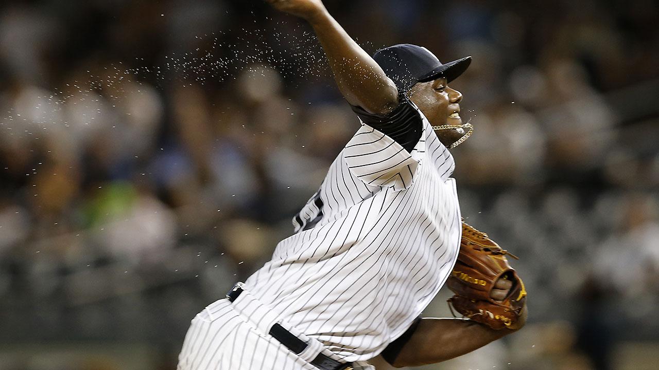 Yankees pactan con Pineda, Ackley para evitar arbitrajes