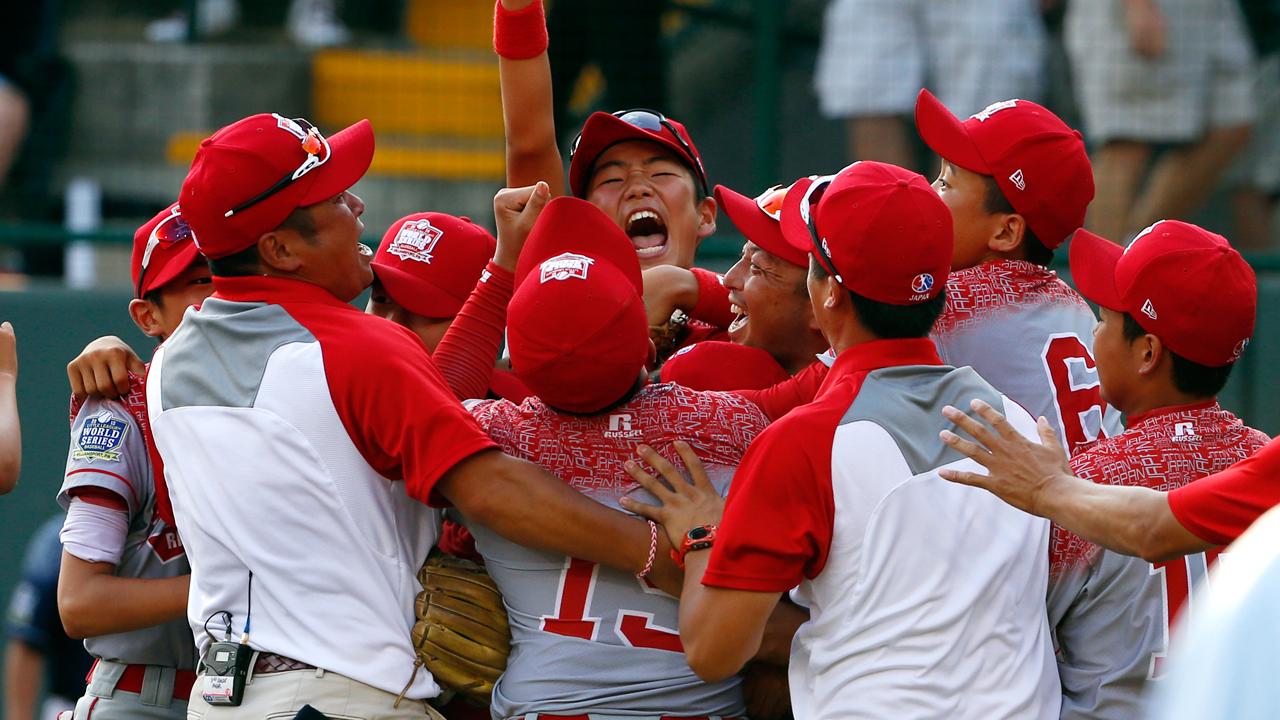 Japón conquista Serie Mundial de Pequeñas Ligas