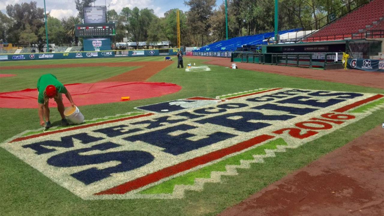 MLB regresa a la capital mexicana con la serie entre Astros y Padres