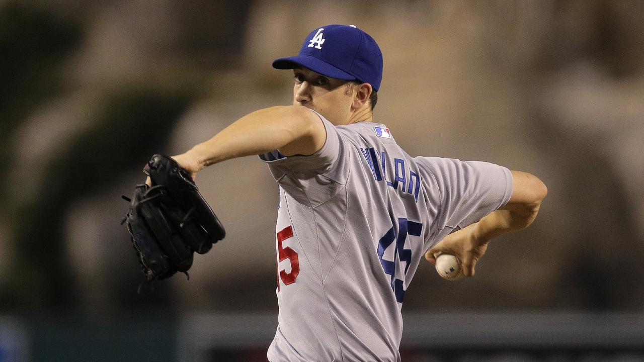 Joe Wieland renueva por una temporada con Dodgers