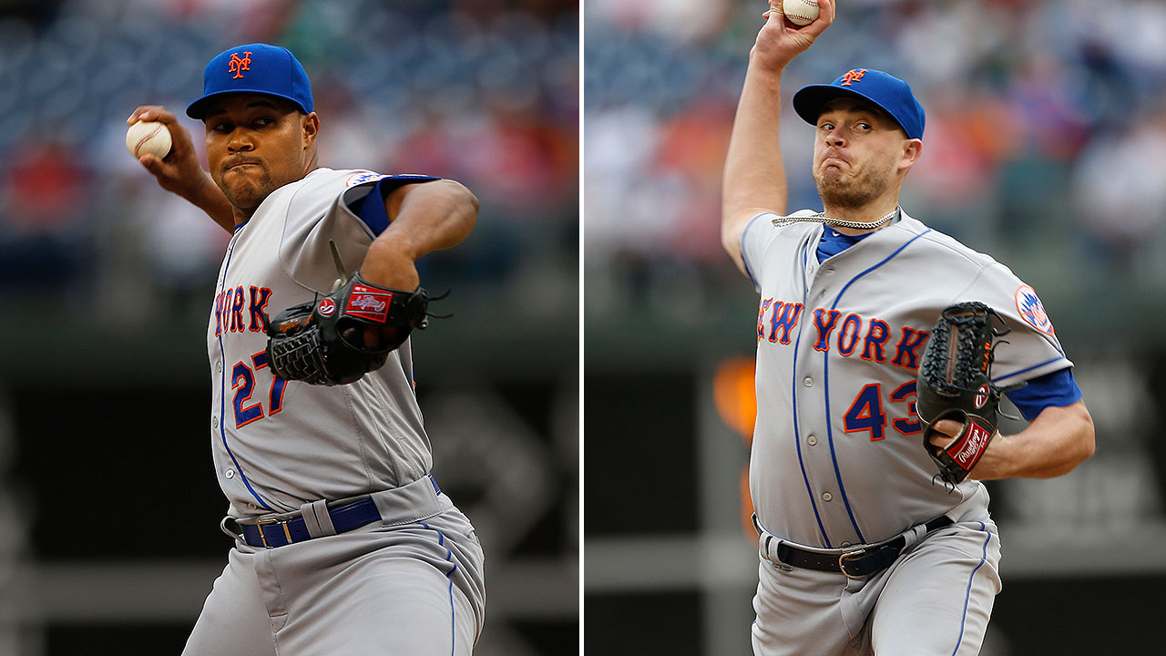 Bullpen de los Mets dependerá en grande de Jeurys Familia