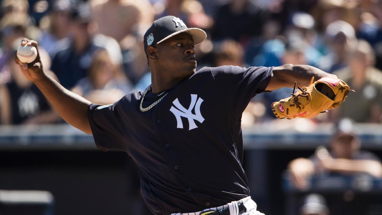 Luis Severino será el cuarto abridor de los Yankees