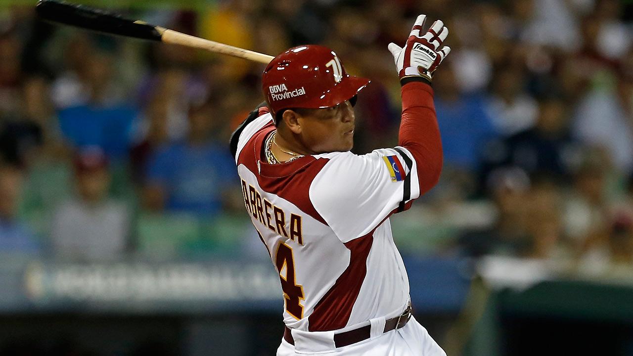 Venezuela llega al Clásico Mundial de Béisbol con bates de lujo
