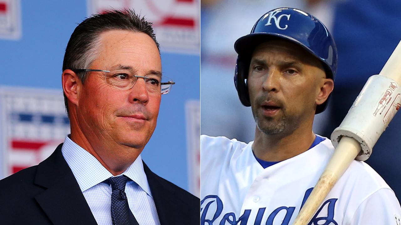 Greg Maddux y Raúl Ibáñez se unirán a la gerencia de Dodgers