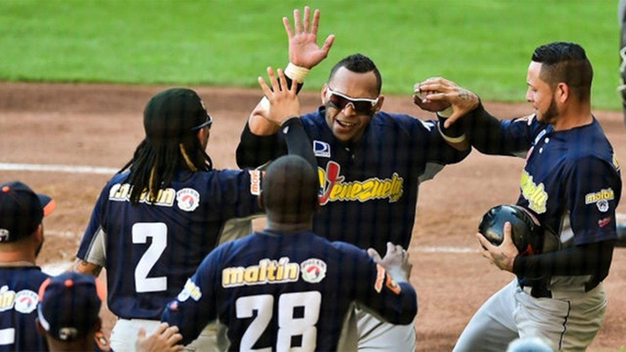 Venezuela debuta venciendo a Puerto Rico en la Serie del Caribe