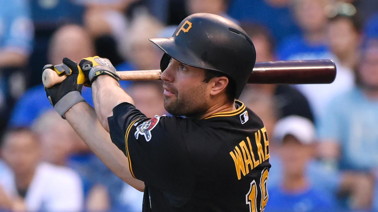 Neil Walker de Piratas a Mets por Jonathon Niese