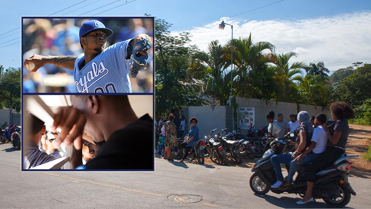 La muerte de Yordano Ventura ha impactado a la República Dominicana