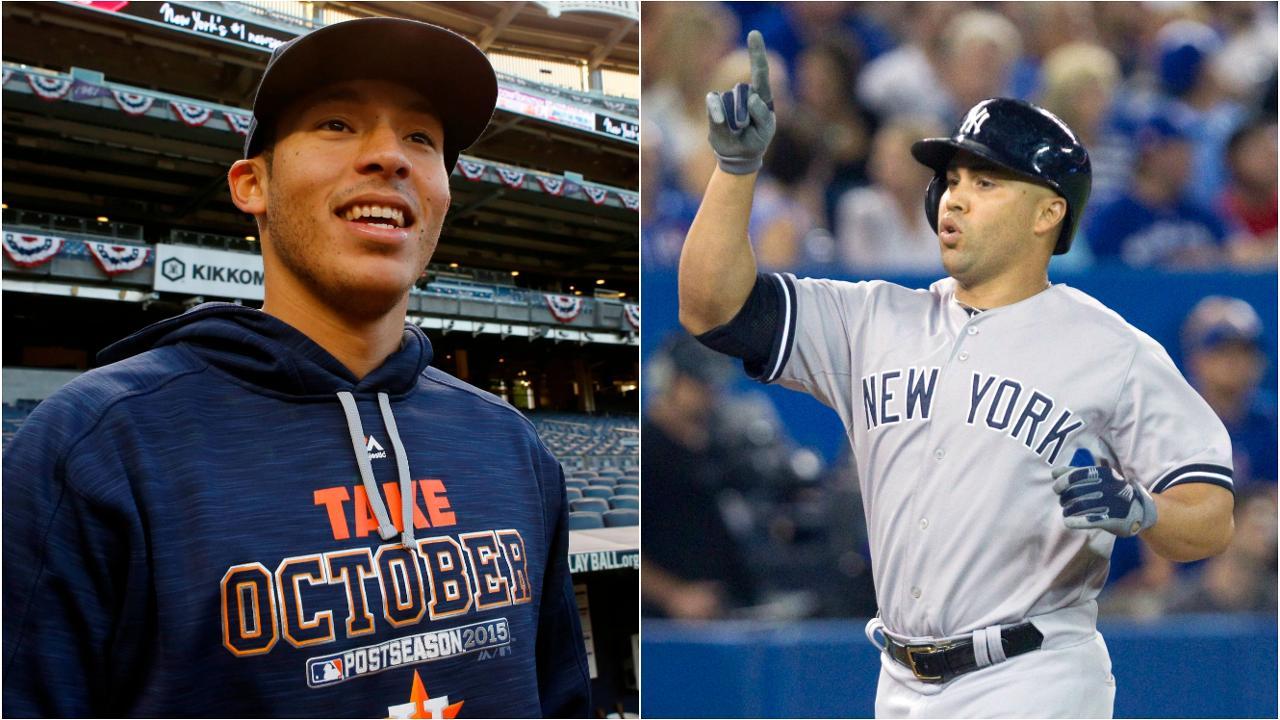 Correa-Beltrán: duelo generacional boricua en Astros-Yankees
