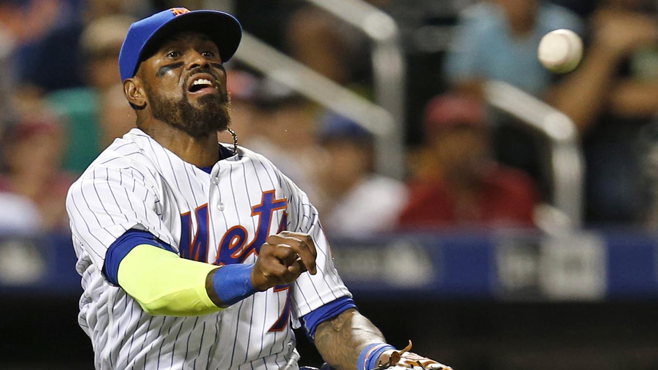 José Reyes podría jugar en los jardines con los Mets en 2017