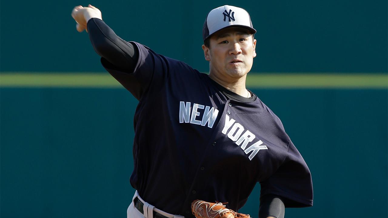 Tanaka ya se siente más adaptado a Nueva York y a los Estados Unidos