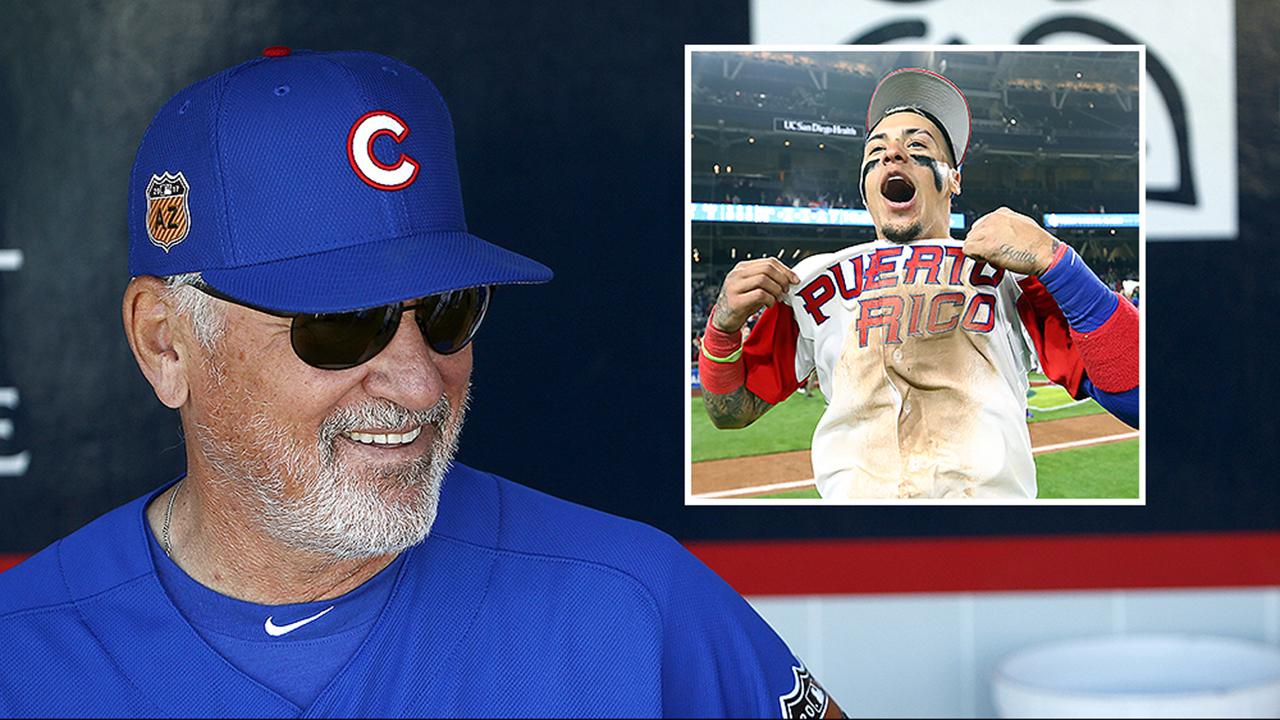 Joe Maddon propone se dispute serie entre el campeón de MLB y el Clásico
