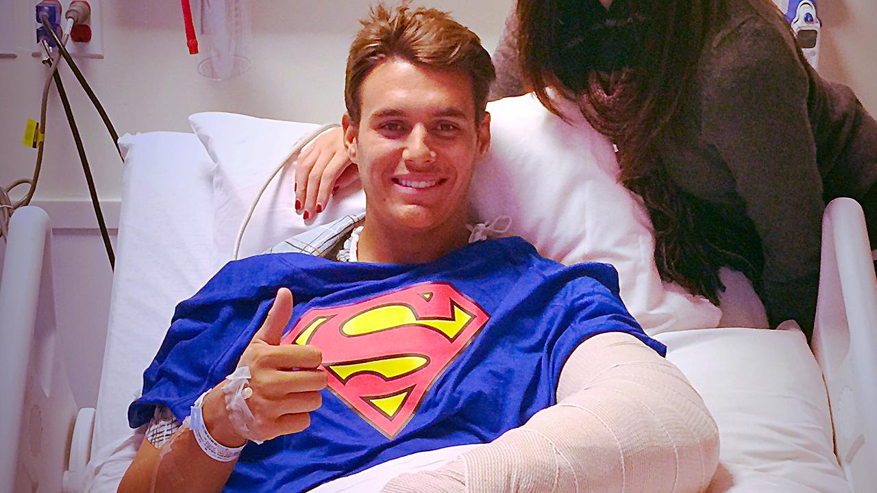 Brady Aiken se sometió a una cirugía Tommy John