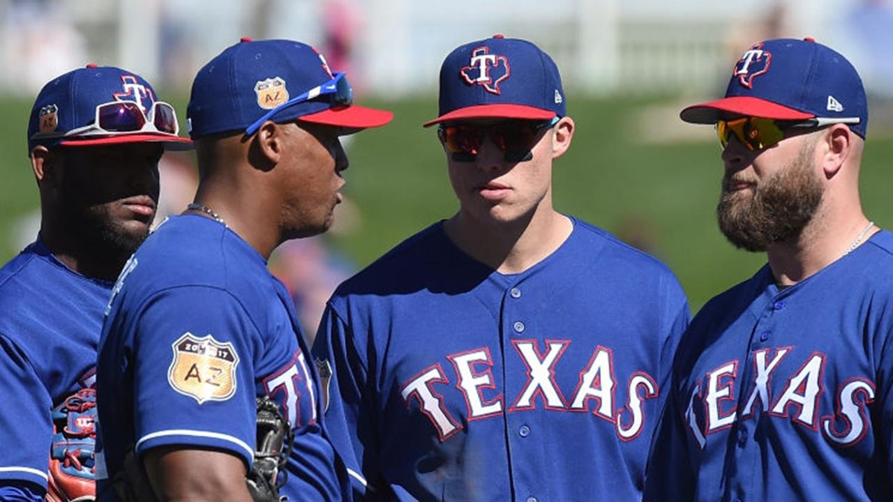 Adrián Beltré y Rangers tienen en la mira un regreso a la Serie Mundial