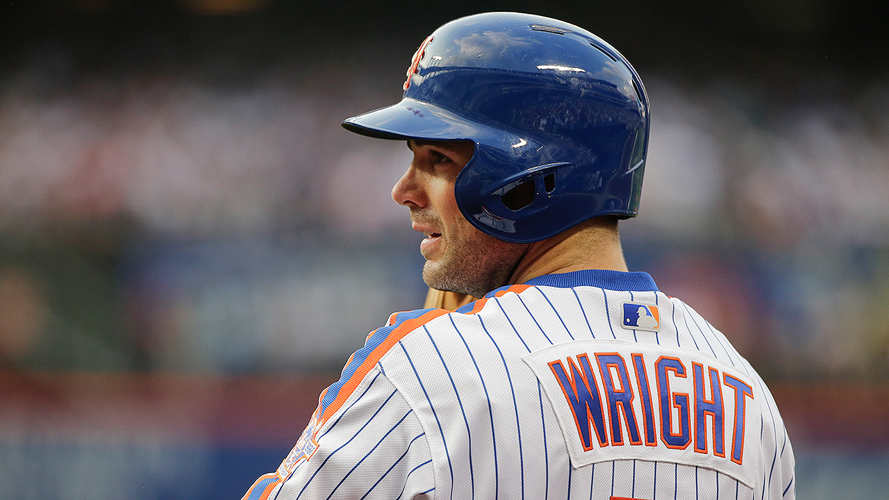 David Wright pasa a la lista de lesionados de los Mets