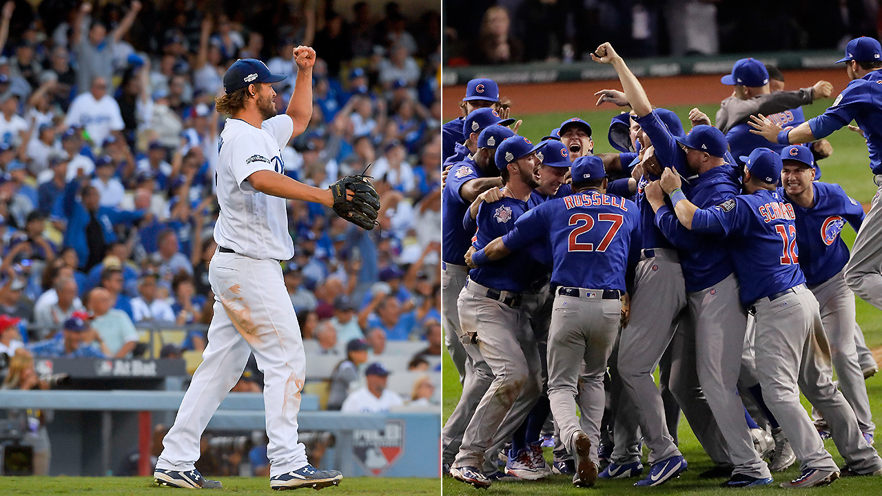Interrogante: ¿Serán los Dodgers mejores que los Cachorros en el 2017?