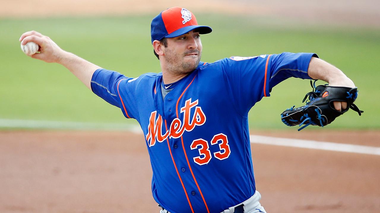 Matt Harvey abrirá por los Mets en el Día Inaugural