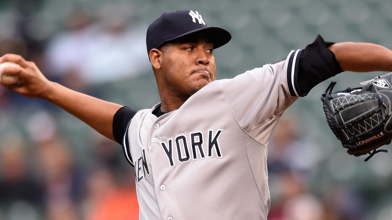 Iván Nova decidido a recuperar su lugar en la rotación de Yankees