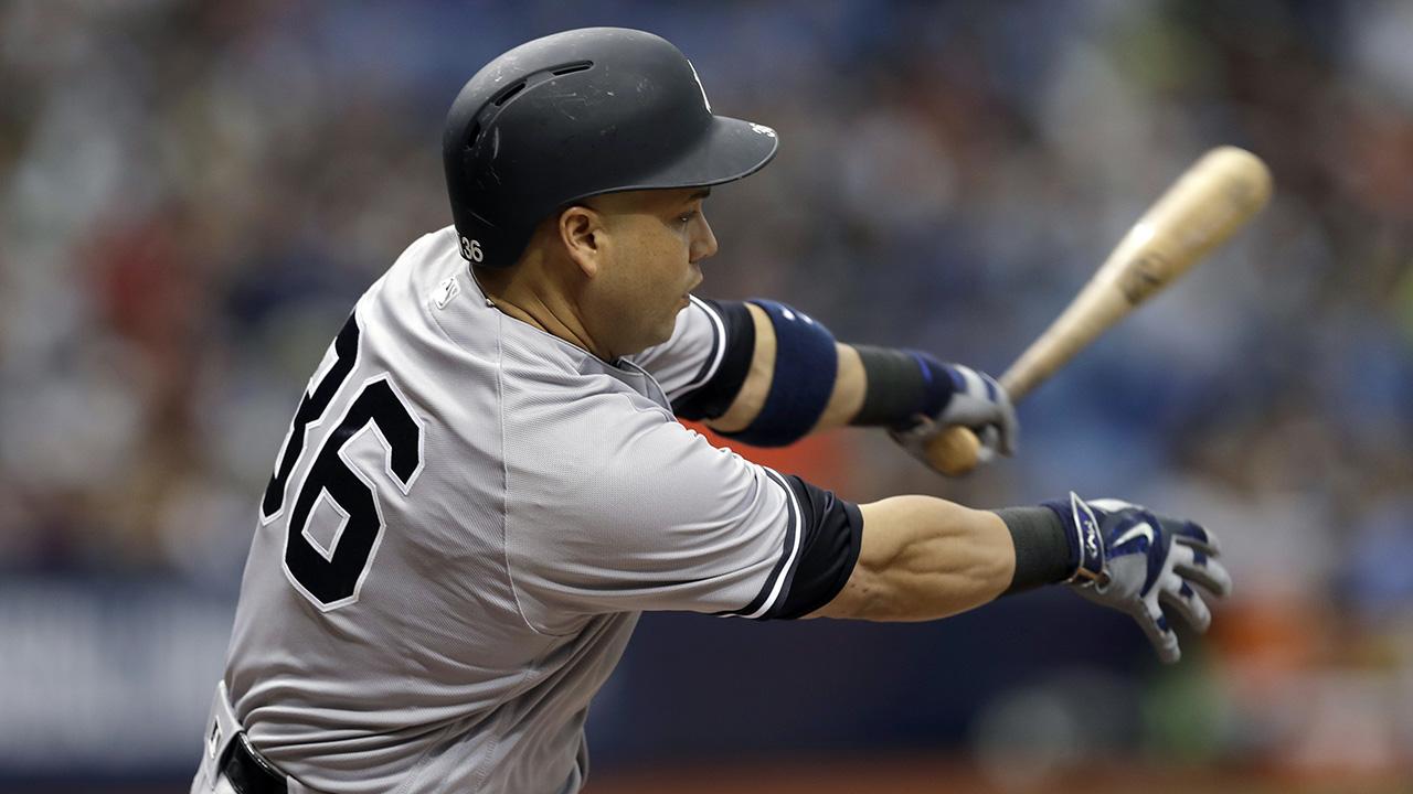Los Yankees acuerdan enviar a Carlos Beltrán a los Rangers