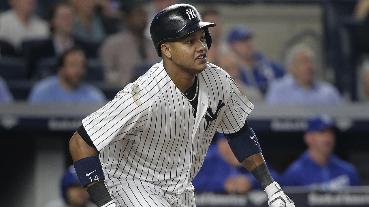 Yankees conectan tres HR para superar a los Reales