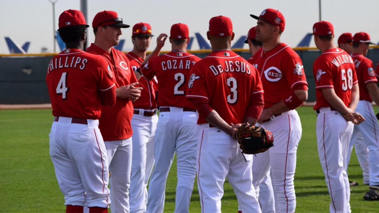 Los Rojos dan inicio a transición detrás de Joey Votto