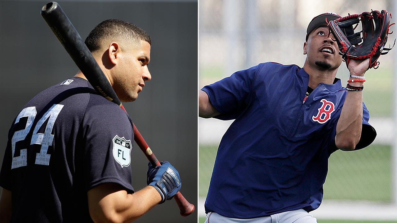 La rivalidad entre Yankees y Medias Rojas tiene toque de juventud ahora