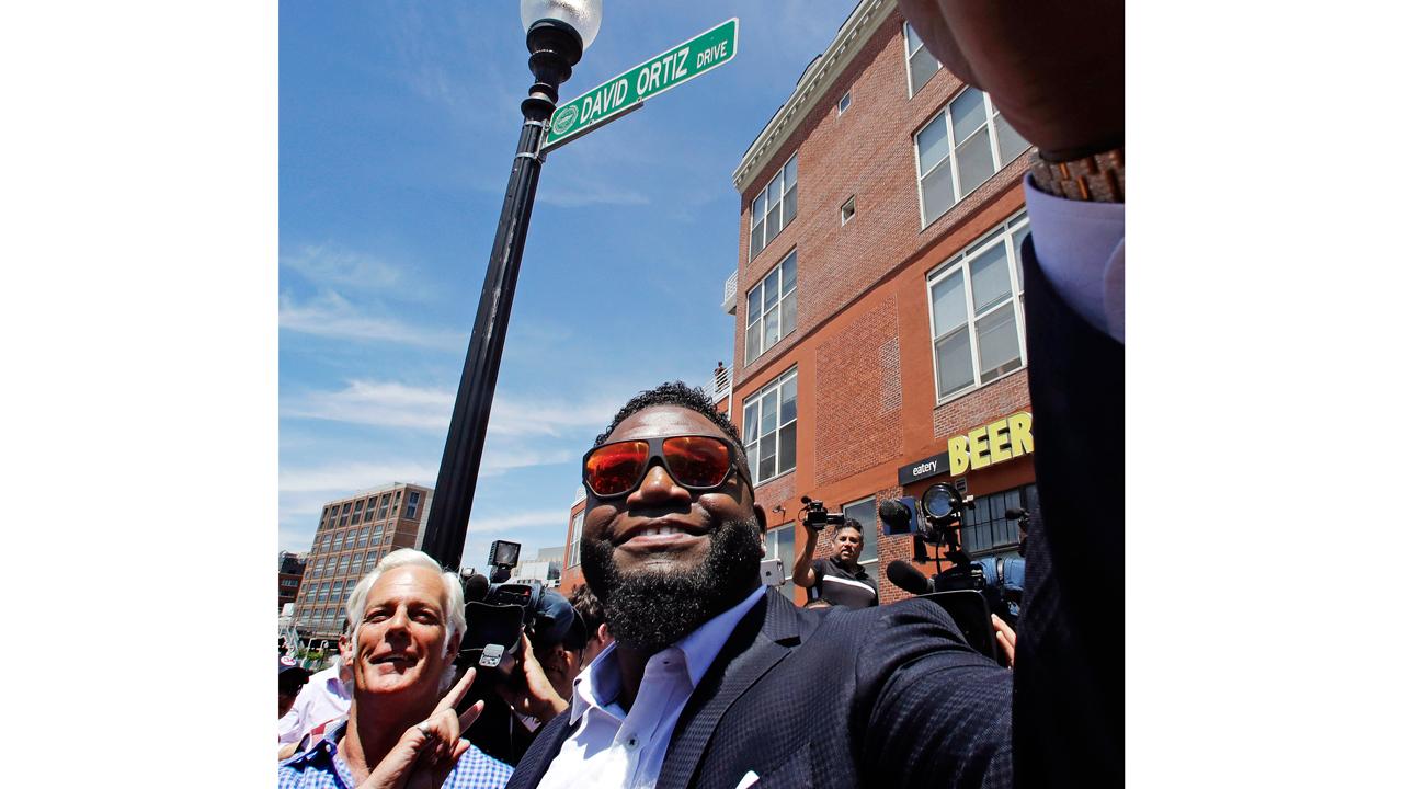 Calle en la ciudad de Boston llevará el nombre de David Ortiz