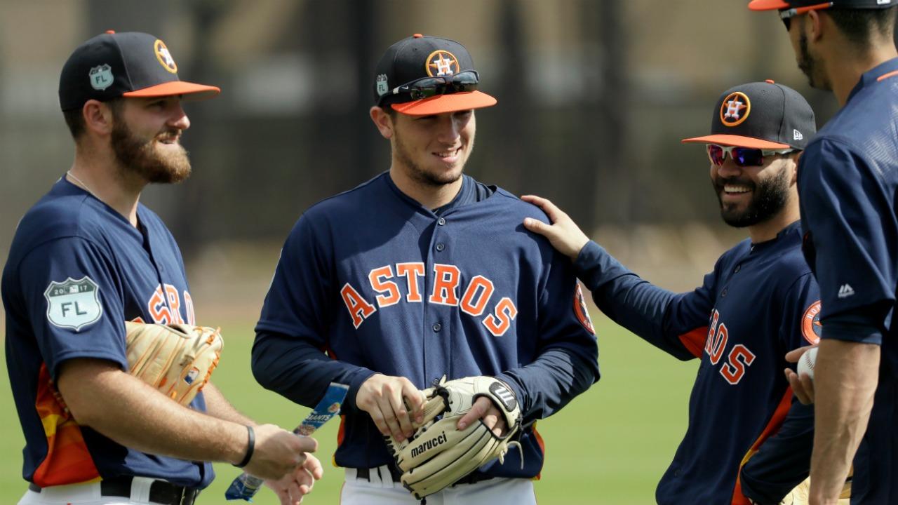 Los Astros van por todo, pero aún necesitan de brazos