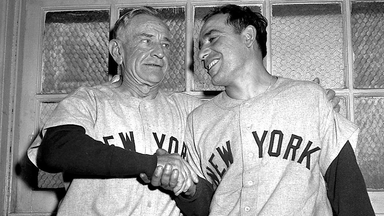 Yogi Berra, querido por todos dentro y fuera del terreno