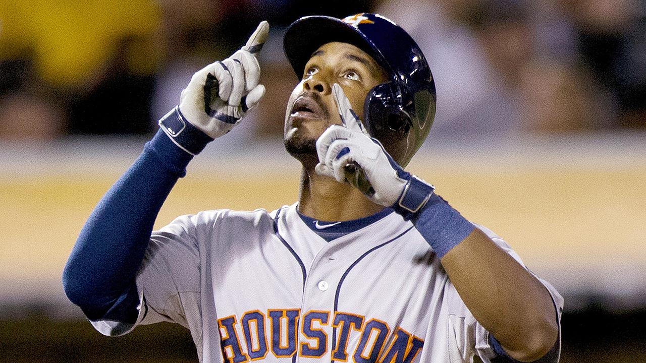 L.J. Hoes fue cambiado de los Astros a los Orioles