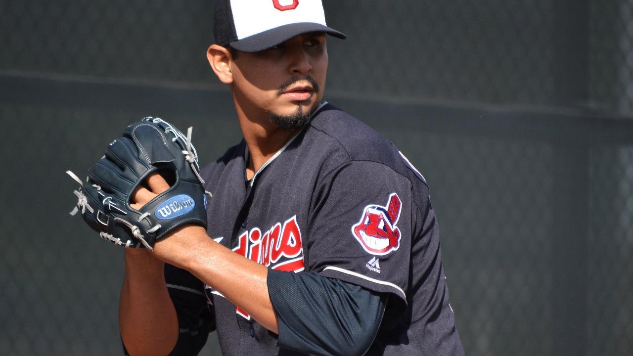Carrasco decidido a continuar su auge como pitcher