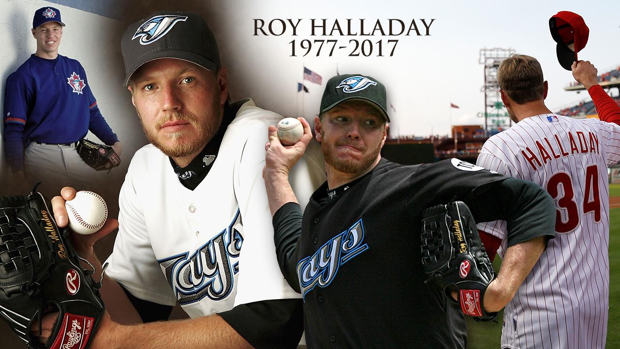 El béisbol de Grandes Ligas llora la partida de Roy Halladay