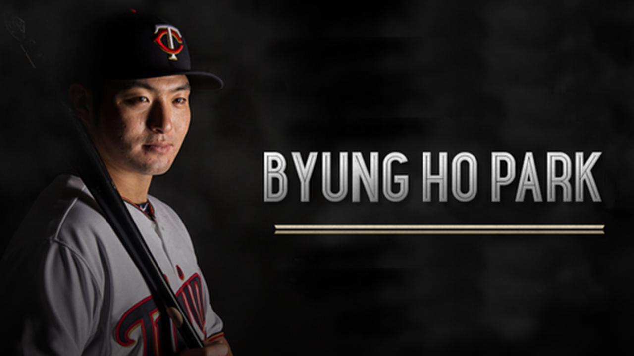 Byung Ho Park firma por cuatro años con Minnesota