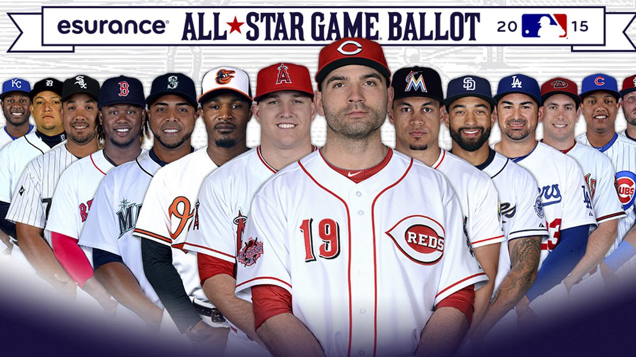 Vota por tus jugadores favoritos para el Juego de Estrellas