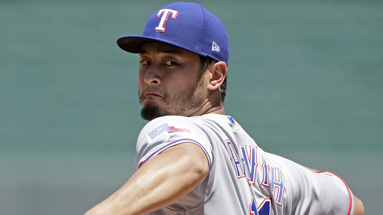 Yu Darvish debutará con Dodgers el viernes ante Mets