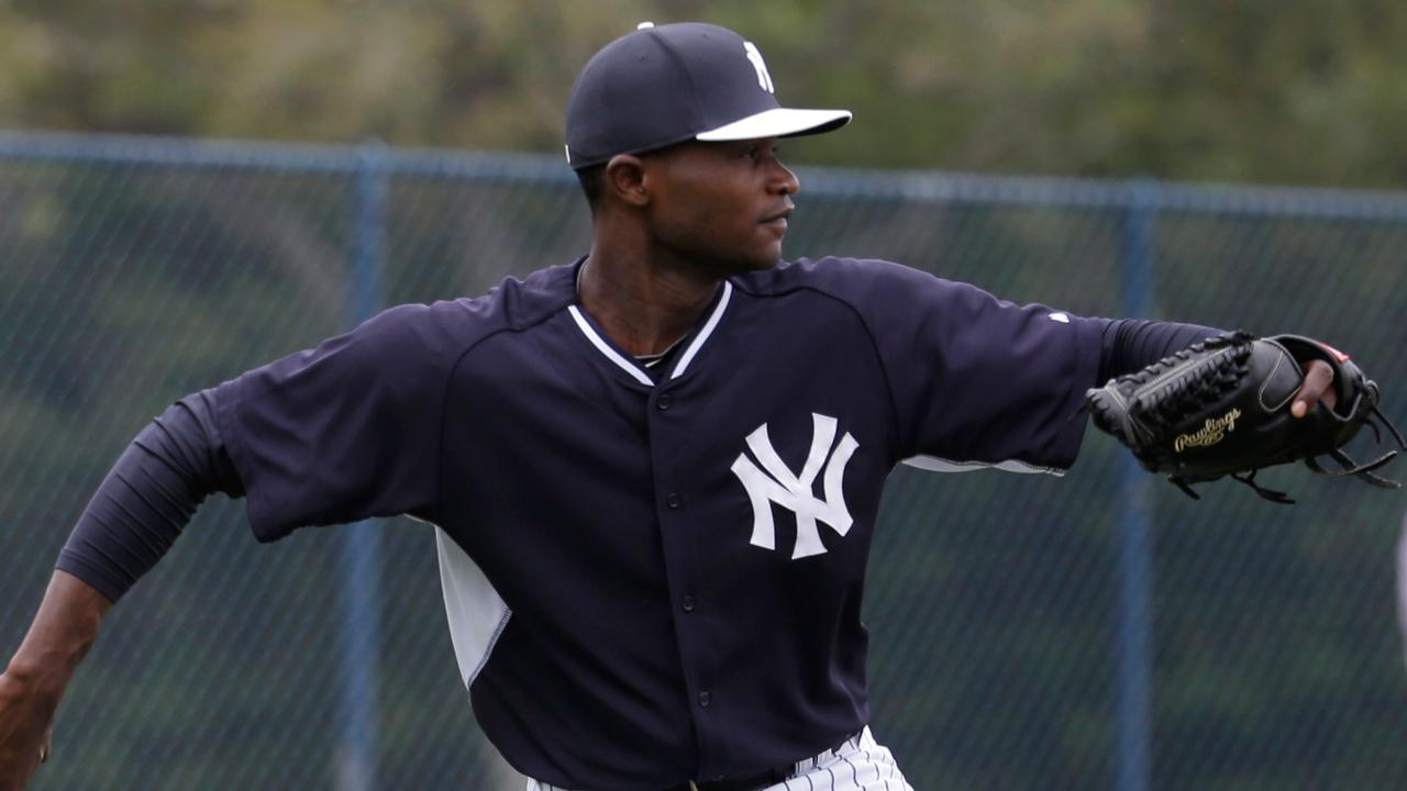 Yankees le dan contrato de liga menor a Domingo Germán