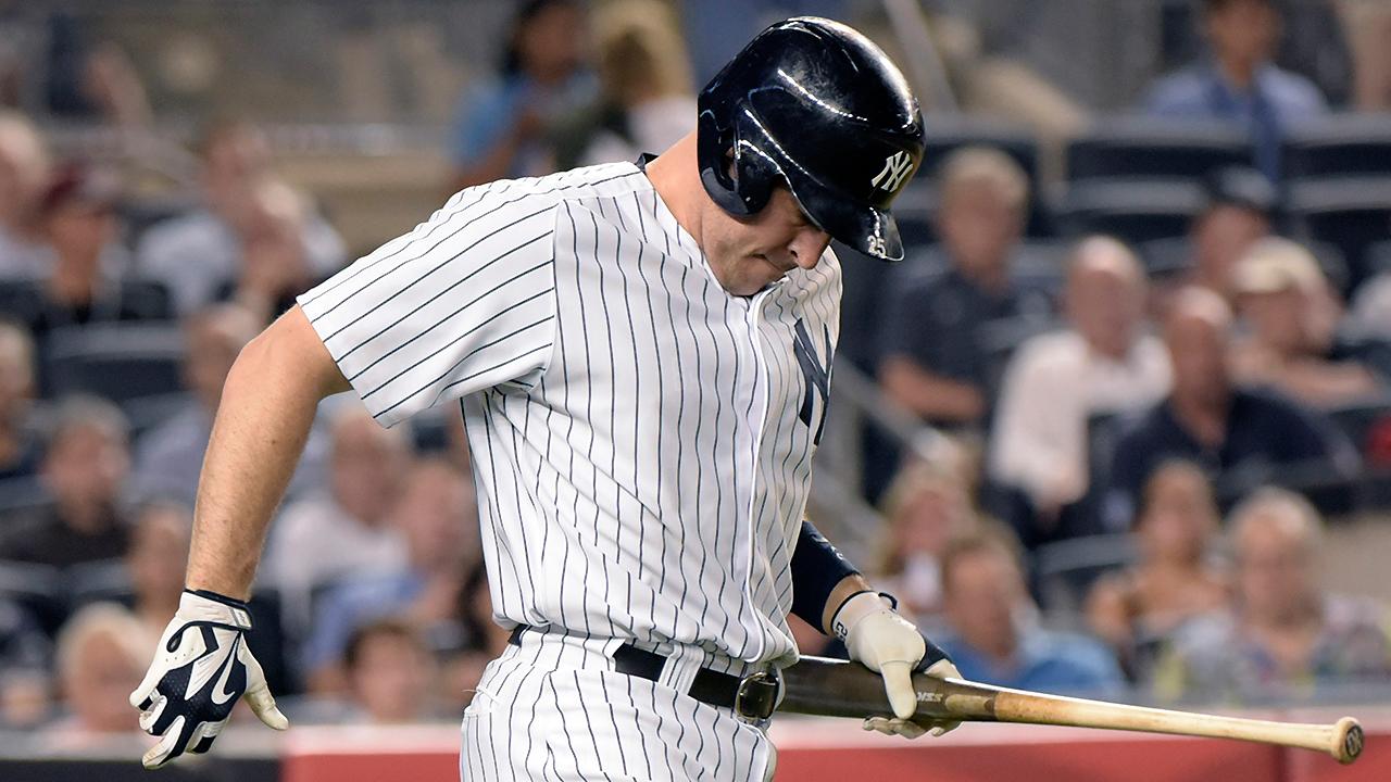 Yankees colocan a Mark Teixeira en la lista de lesionados