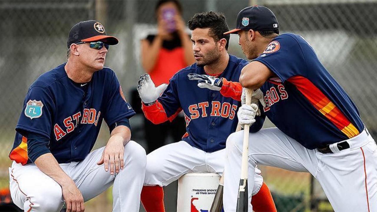 José Altuve busca ayudar a Astros a superar el éxito del 2015