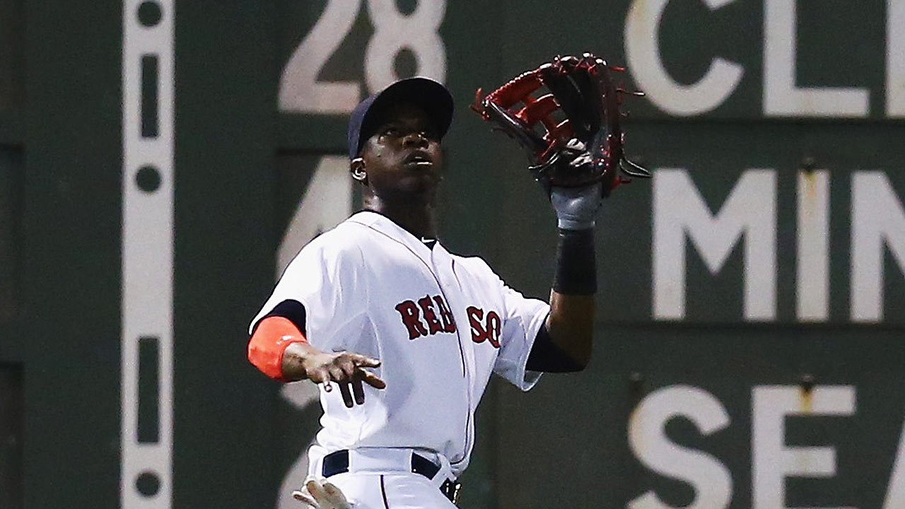 Rusney Castillo sigue siendo una interrogante en Boston