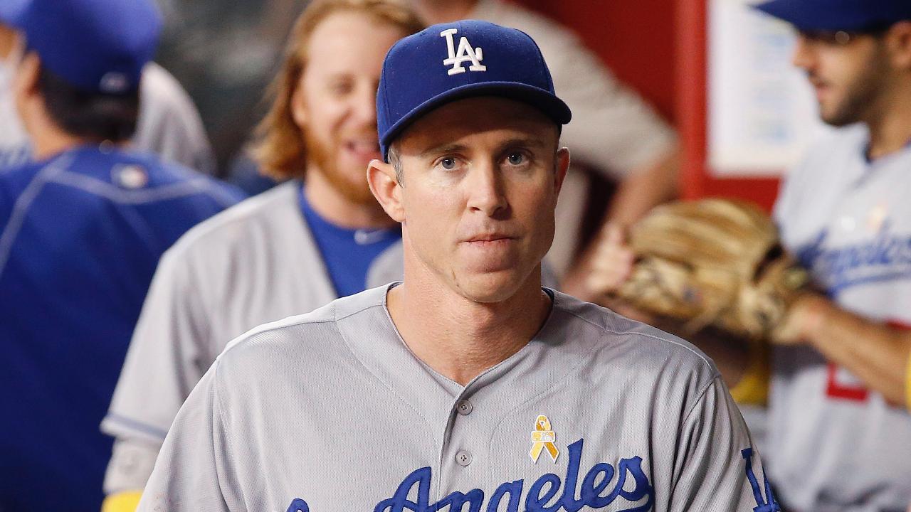 Los Dodgers llegan a un acuerdo para traer de regreso a Chase Utley